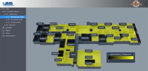 JMS Lighting & Occupancy Graphic