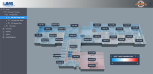 JMS Space Temps Graphic