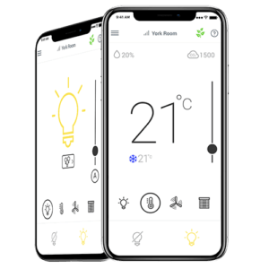 Distech myPersonify Mobile App