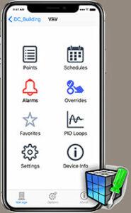 myDC Control Mobile App